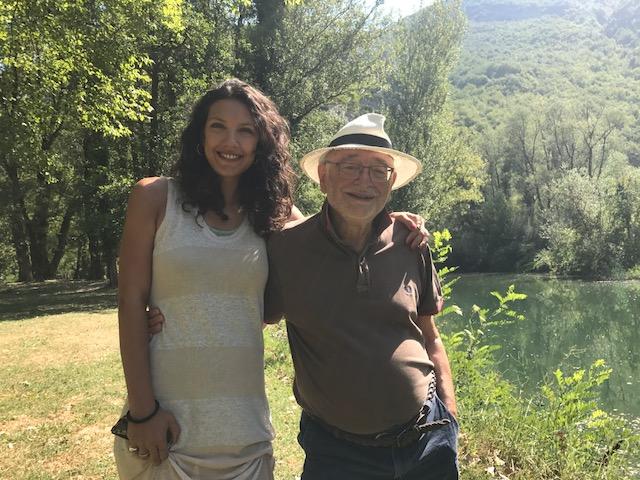 Giorgia Melagrana e Umberto Piersanti